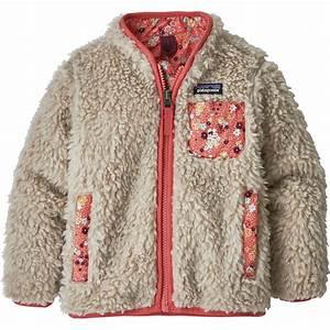 Patagonia Retro X Fleece Jacket Infant Girls
