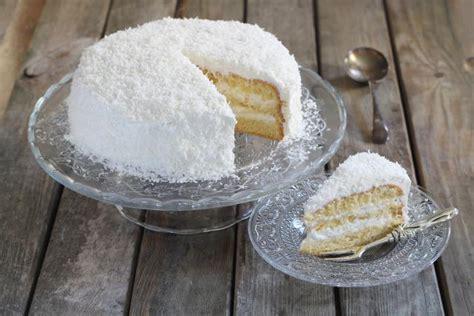 layer cake moelleux  la noix de coco