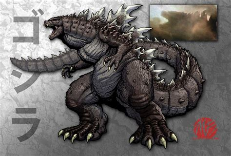 Speculation On Changes To Godzilla's Design (2019)