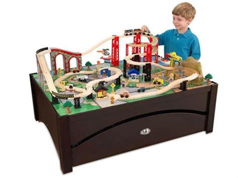 Kidkraft Metro Train Table & Train Kidswoot