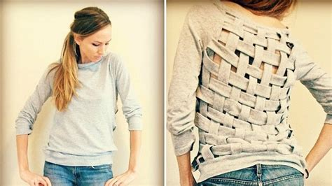 Upcycle Old Clothes  24 Ideas How To Reuse Tshirts And