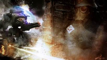 40k Warhammer Face Doom Deviantart Recruitment Imperial