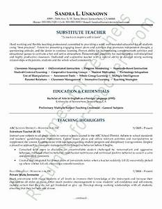 Teaching Experience Resume 84 images teacher