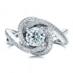 engagement rings seattle custom engagement ring 1476 bellevue seattle joseph jewelry