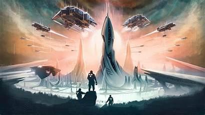 Stellaris Console Edition Ps4 Xbox Trailer Artwork