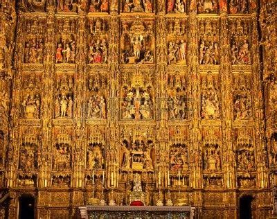 Seville Cathedral Spain