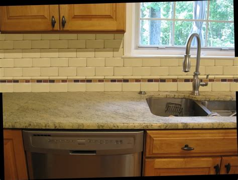subway kitchen backsplash tile backsplash for kitchen studio design gallery