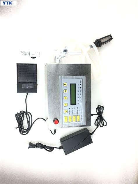 ytk gfk   style mini electric cnc water filling machine