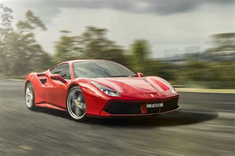 2016 ferrari 488 gtb review photos caradvice
