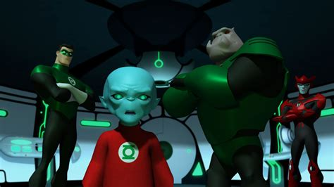 green lantern animated series green lantern the animated series s01e19 loss
