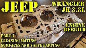 Jeep Wrangler Jk 3 8l Engine Rebuild Part 7