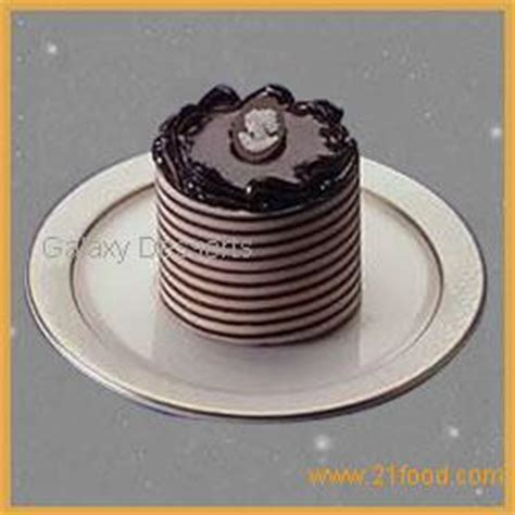galaxy desserts richmond ca chocolate ribbon mousse cake products united states chocolate ribbon mousse cake supplier