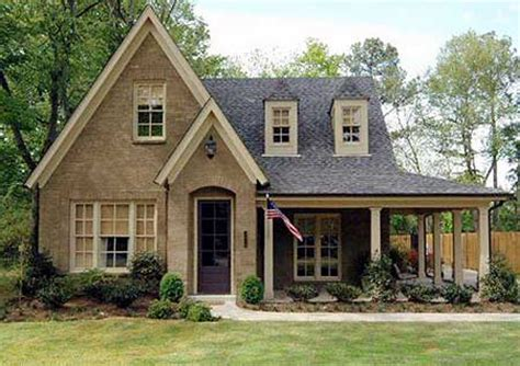 country cottage home designs photo gallery plan w30703gd photo gallery traditional narrow lot