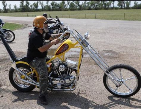 Twisted Choppers