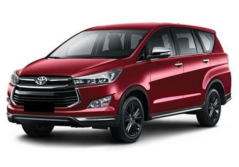 Toyota Venturer Picture by Toyota Innova Crysta Touring Sport Price Features Specs