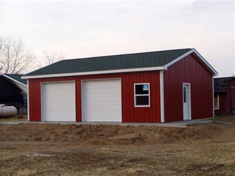 Standard Barn Construction Michigan