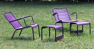 Repose Pied Salon : fauteuil bas luxembourg fauteuil de jardin pour salon de jardin ~ Teatrodelosmanantiales.com Idées de Décoration