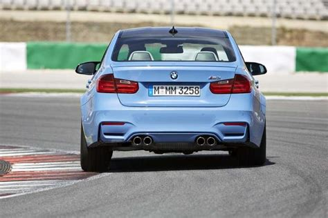 2016 Bmw M3 New Car Review Autotrader