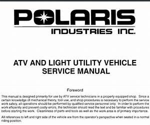 1998-2002 Suzuki Lt-f500f Service Manual