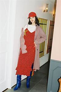Sulli - Photoshoot for Lucky Chouette Spring/Summer 2018