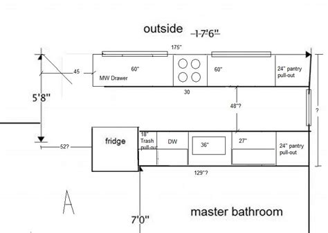 Galley Kitchen Suggestions Wanted