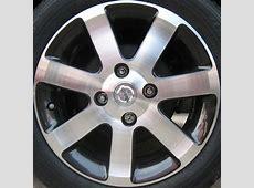Nissan Sentra 62472MB OEM Wheel 40300ET200 OEM