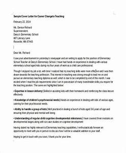 career change cover letter gplusnick With career change cover letter