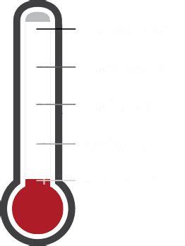 fundraising thermometer clip art clipart panda
