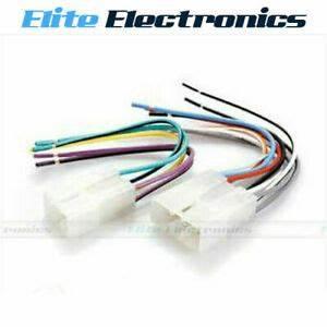 Daihatsu Applause Radio Wiring Diagram : wiring harness plug wire loom connector radio stereo for ~ A.2002-acura-tl-radio.info Haus und Dekorationen