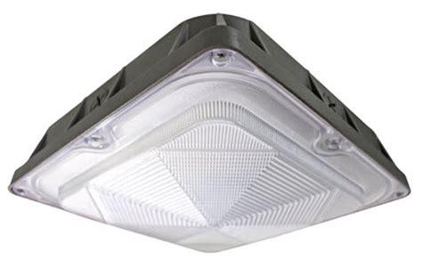 Led Canopy Light Fixtures by Led 60 Watt Canopy Light Fixture Led 60w Canopy Light