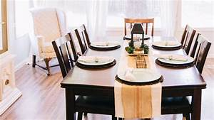 Wooden, Dining, Table, Interior, Design, Hd, Wallpaper