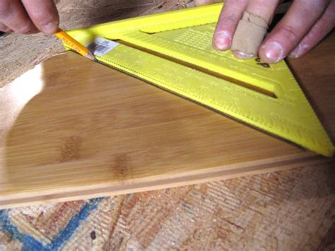 how to measure wood flooring how to install bamboo flooring on a diagonal how tos diy