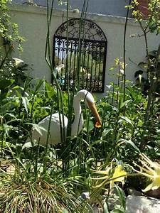Idee Deco Jardin : miroir ext rieur pour une d co de jardin extraordinaire ~ Mglfilm.com Idées de Décoration