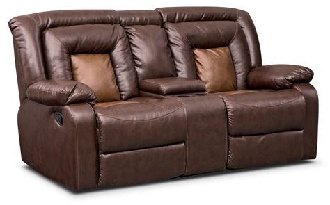 sofa with two recliners mustang dual reclining sofa dual reclining loveseat and