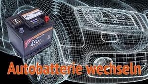 Autobatterie Wechseln Anleitung : autobatterie wechseln so wird s selbst gemacht autoteile und einbauanleitungen ~ Watch28wear.com Haus und Dekorationen