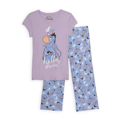 pajamas pooh disney winnie the pooh 39 s pajama t shirt capris