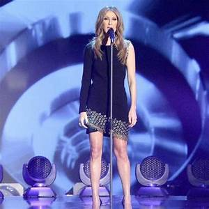 Celine Dion couldn't appear on X Factor final