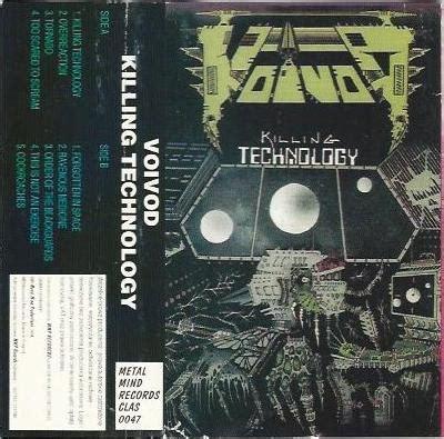 Voivod  Killing Technology  Encyclopaedia Metallum The