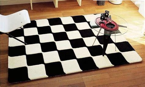 Black And White Plaid Carpet   Carpet Vidalondon