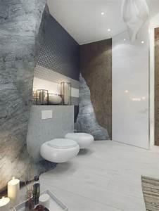 Salle de bains de luxe 5 exemples qui couperont votre for Salle de bain design avec bougie à décorer