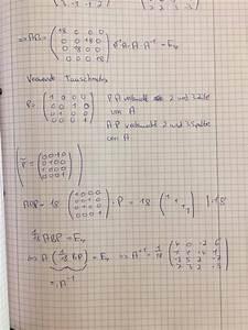 Inverses Element Berechnen : gau inverse berechnen tauschmatrix mathelounge ~ Themetempest.com Abrechnung