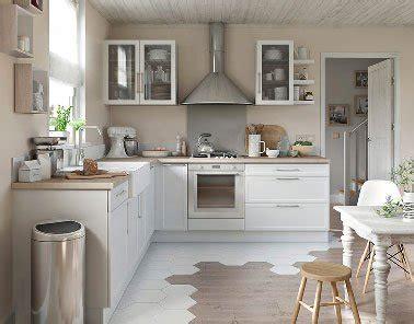 bar de cuisine castorama charmante cuisine blanche et bois castorama