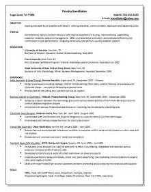 assistant buyer resume best letter sle free