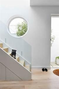 Fenster Für Treppenhaus : 1001 beispiele f r treppenhaus gestalten 80 ideen als ~ Michelbontemps.com Haus und Dekorationen