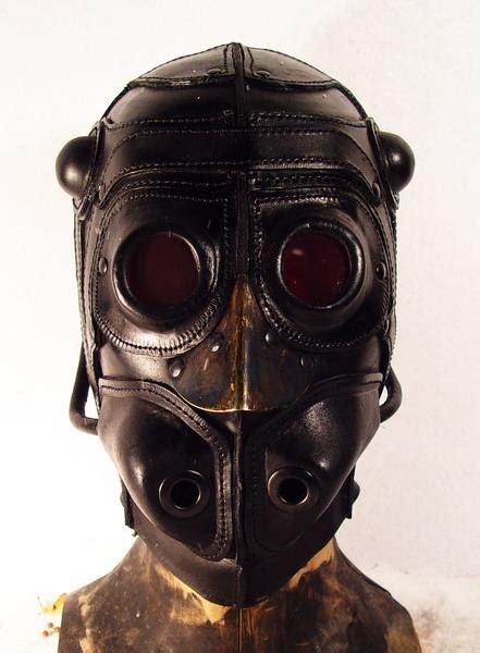 steunk mask