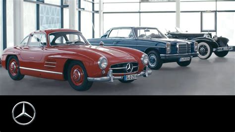 Mercedes Classic Car by Mercedes Classic Cars Museum Tour