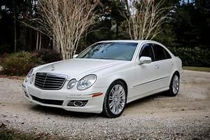 2008 Mercedes E