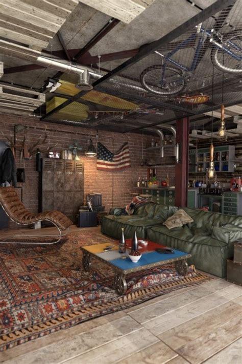 2 Loft Ideas For The Creative Artist by Home Designing Via 2 Loft Ideas For The Creative Artist