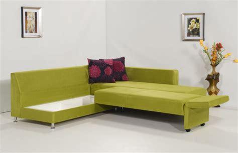 furniture green velvet convertible sectional sleeper sofa