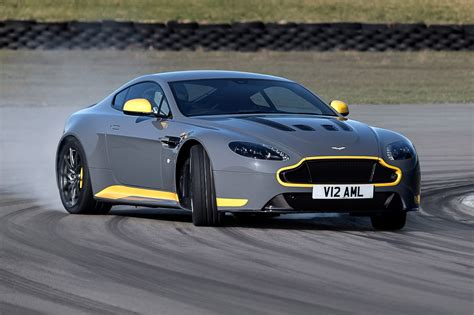 New Seven-speed Manual Option For Aston Martin's V12